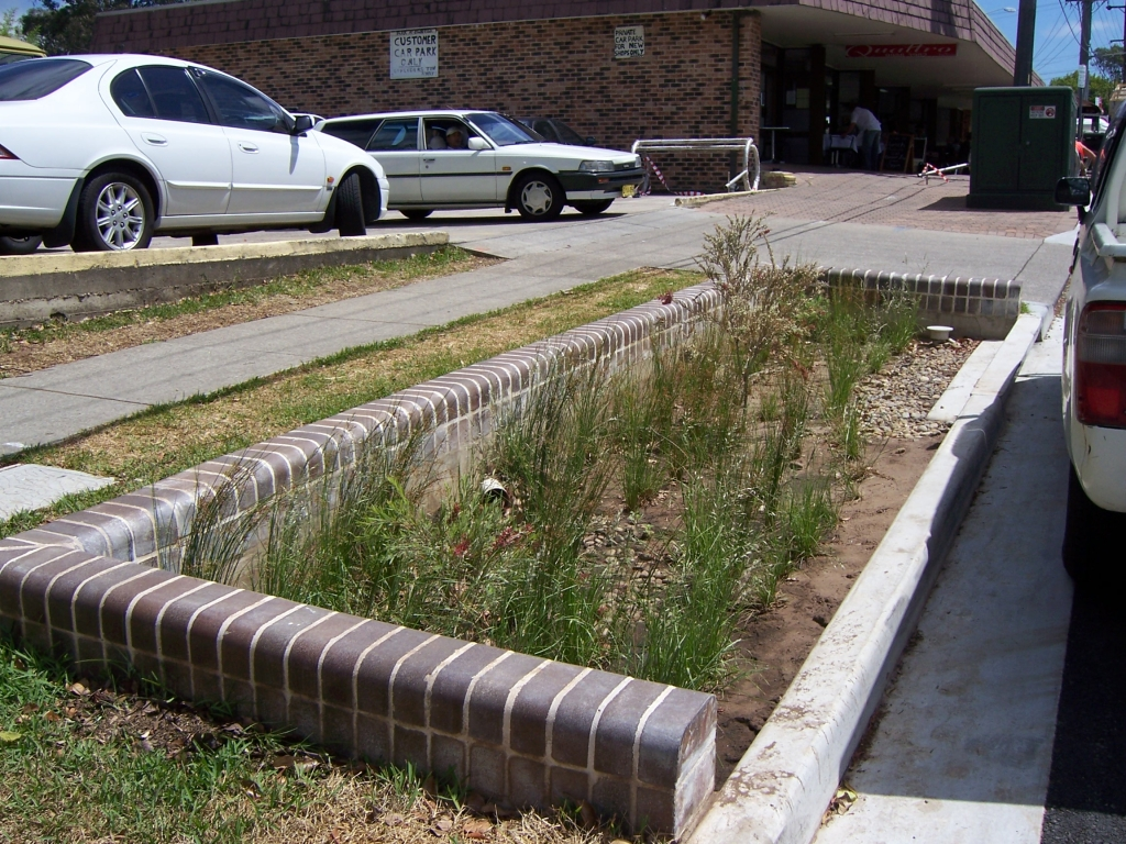 Normurra Ave Bioretention (Source: Ku-Ring-Gai Council 2017)