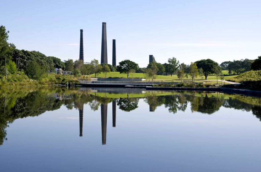 Sydney Park, St. Peters (Source: City of Sydney 2017)