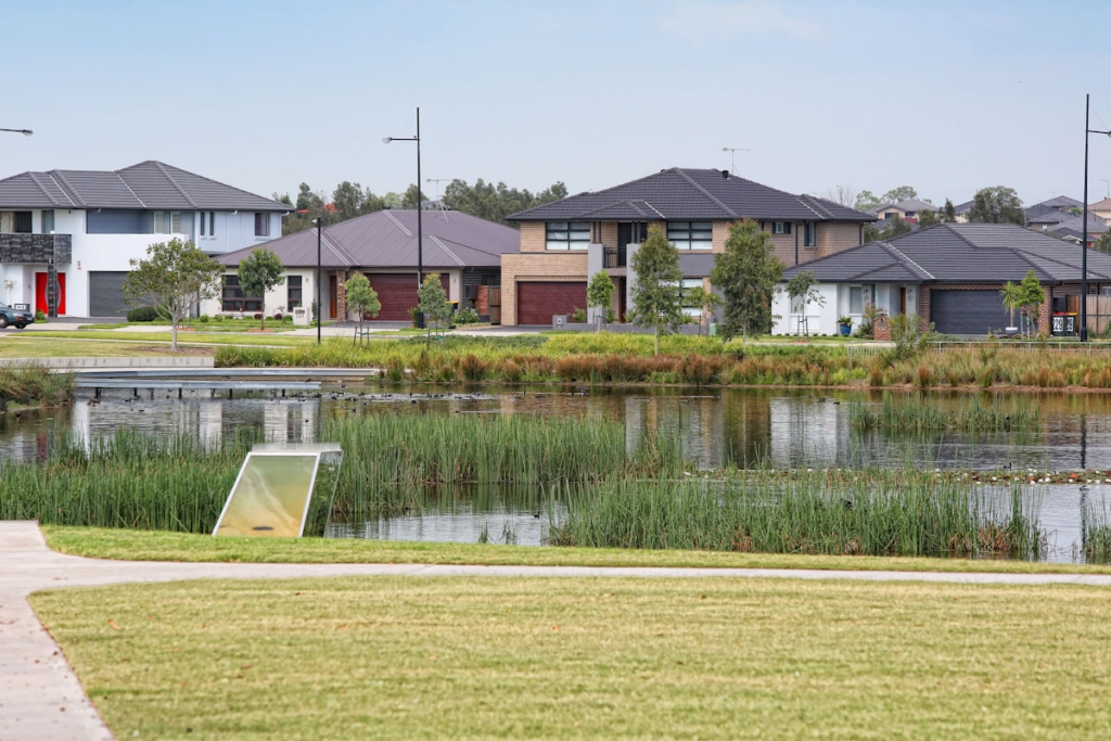 The Ponds (Source: Blacktown City Council 2017)