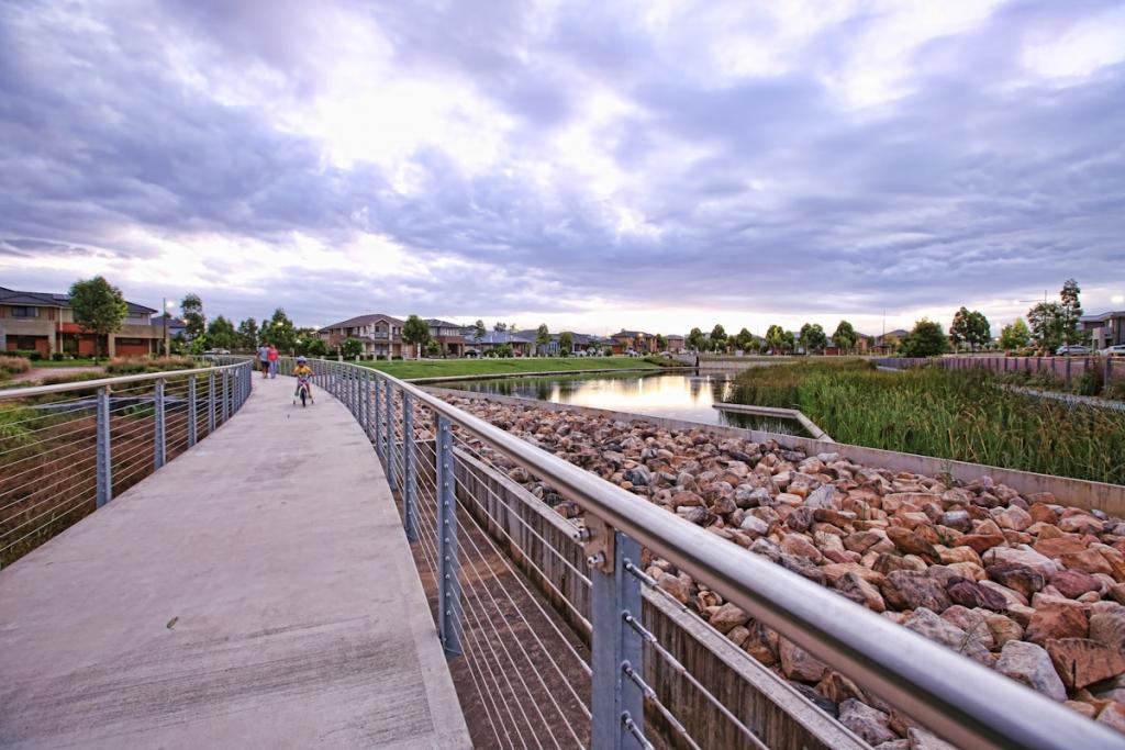 The Ponds (Source: Blacktown City Council 2017)
