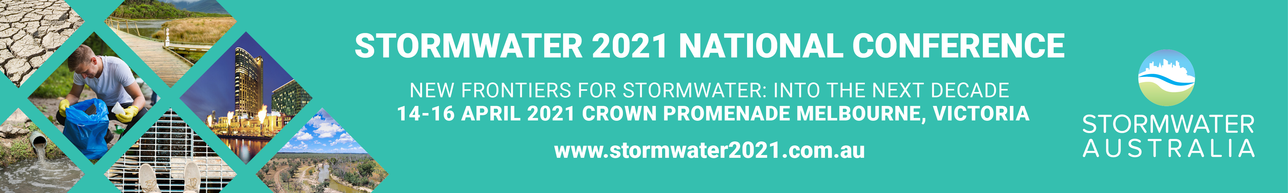Stormwater 2021 National Conference @ Crown Promenade Melbourne | Southbank | Victoria | Australia